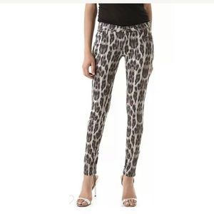 Sass & Bide The Late Movie Pants Leopard Print